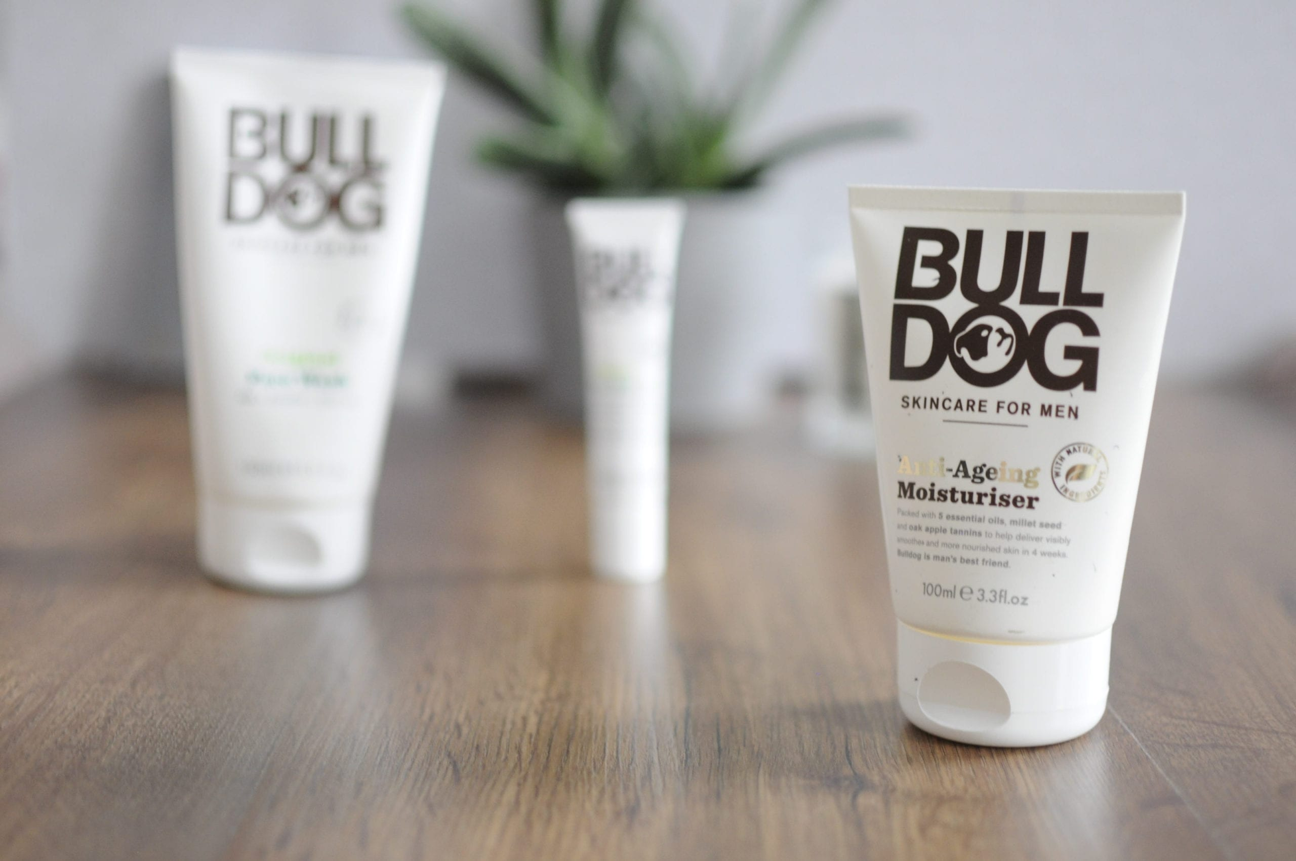 Bulldog skin care Anti Ageing