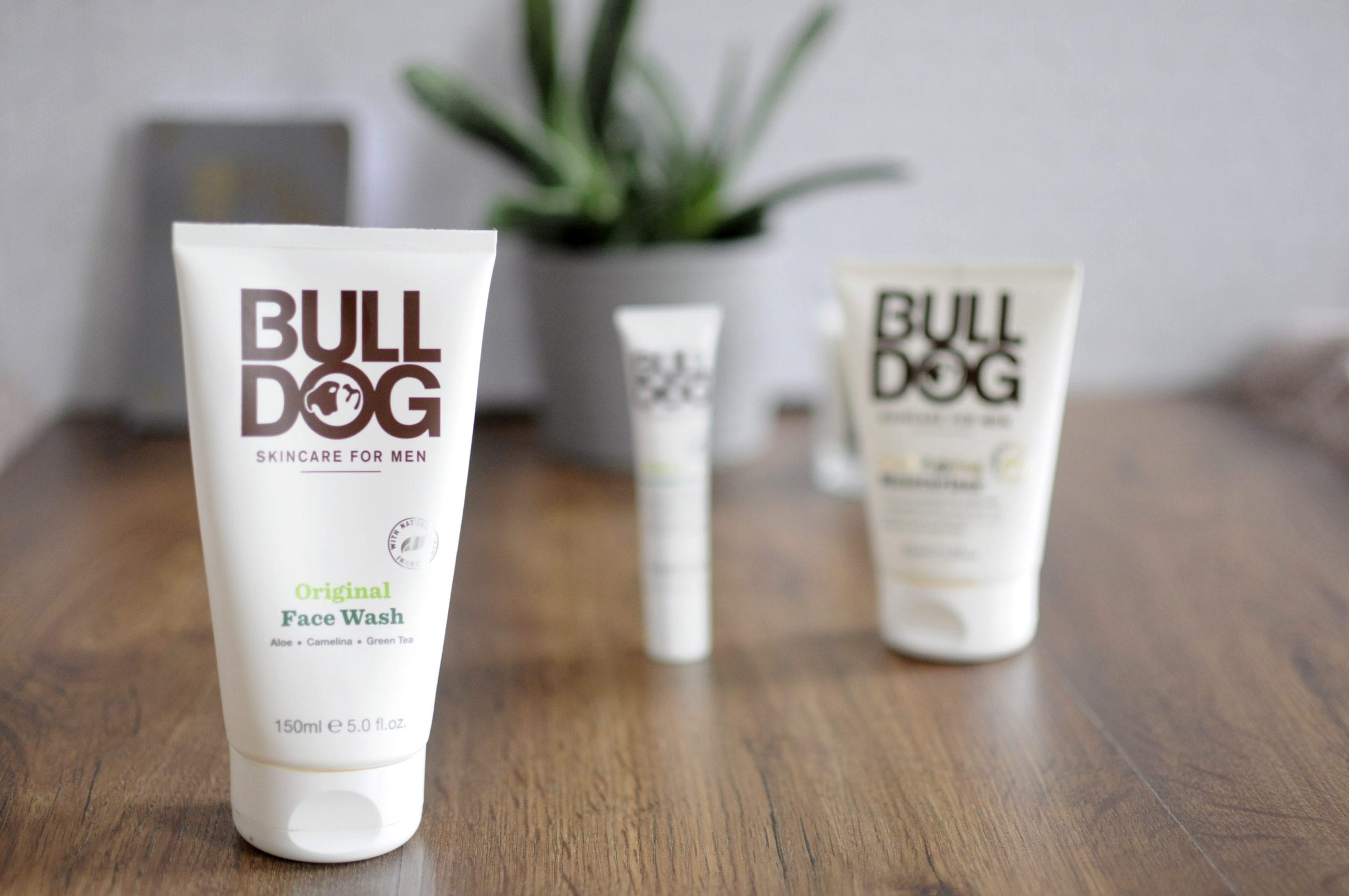 Bulldog Skincare Face Wash