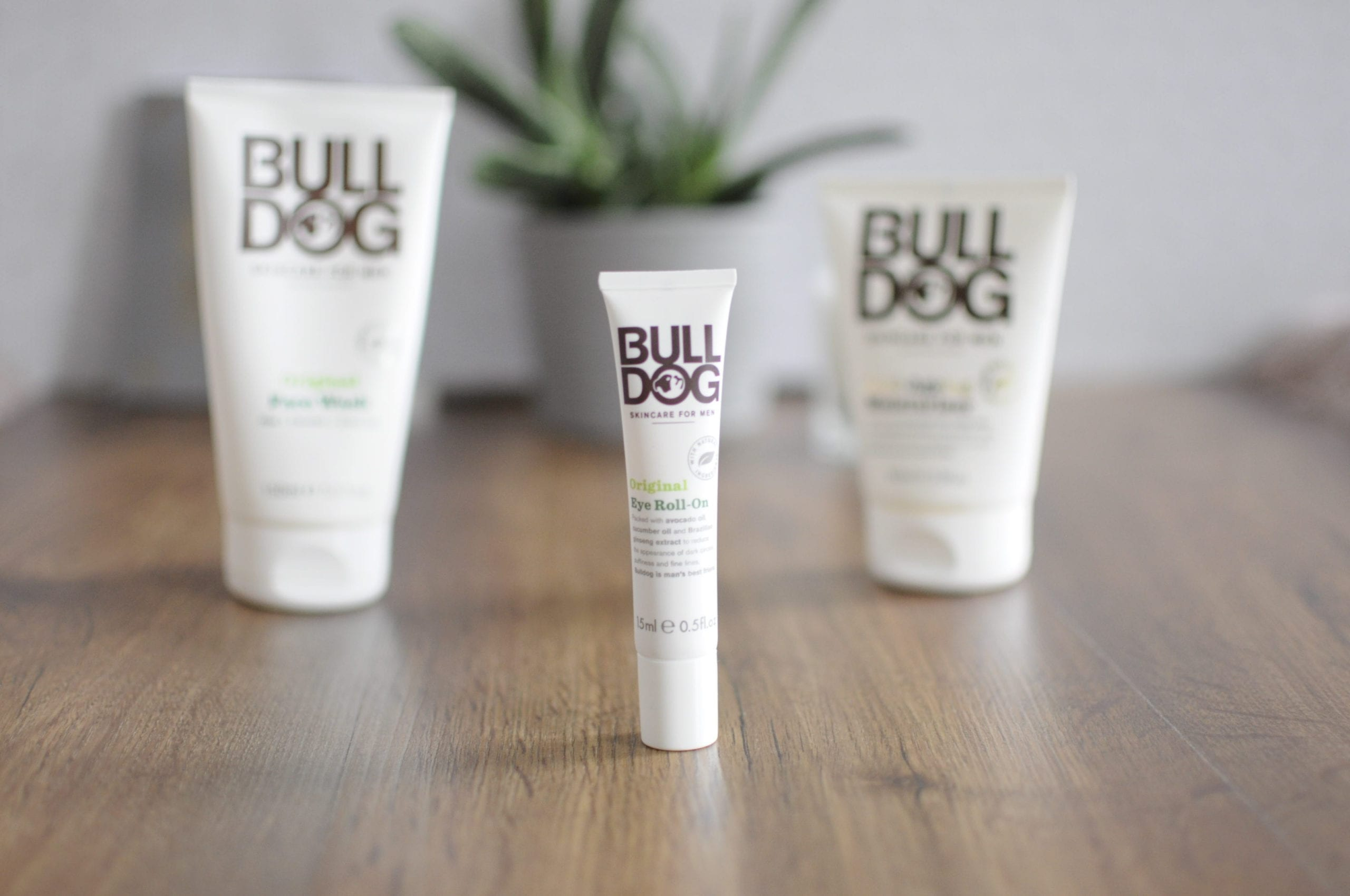 Bulldog Natural Skincare Original Eye Roll-On 15ml