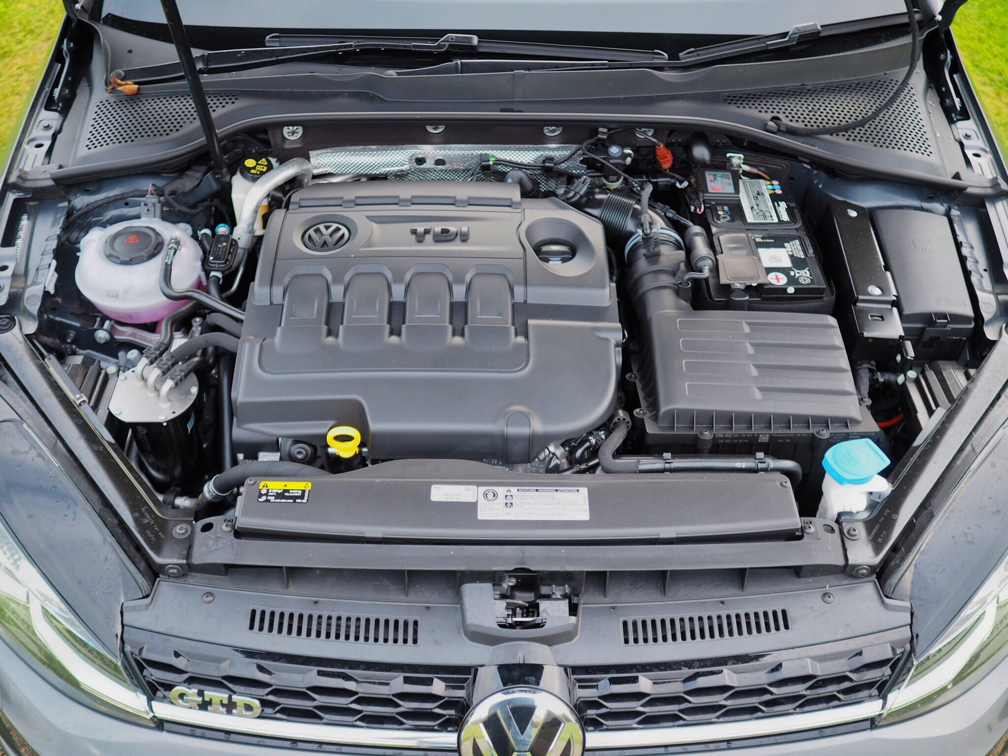 Volkswagen Golf GTD Engine