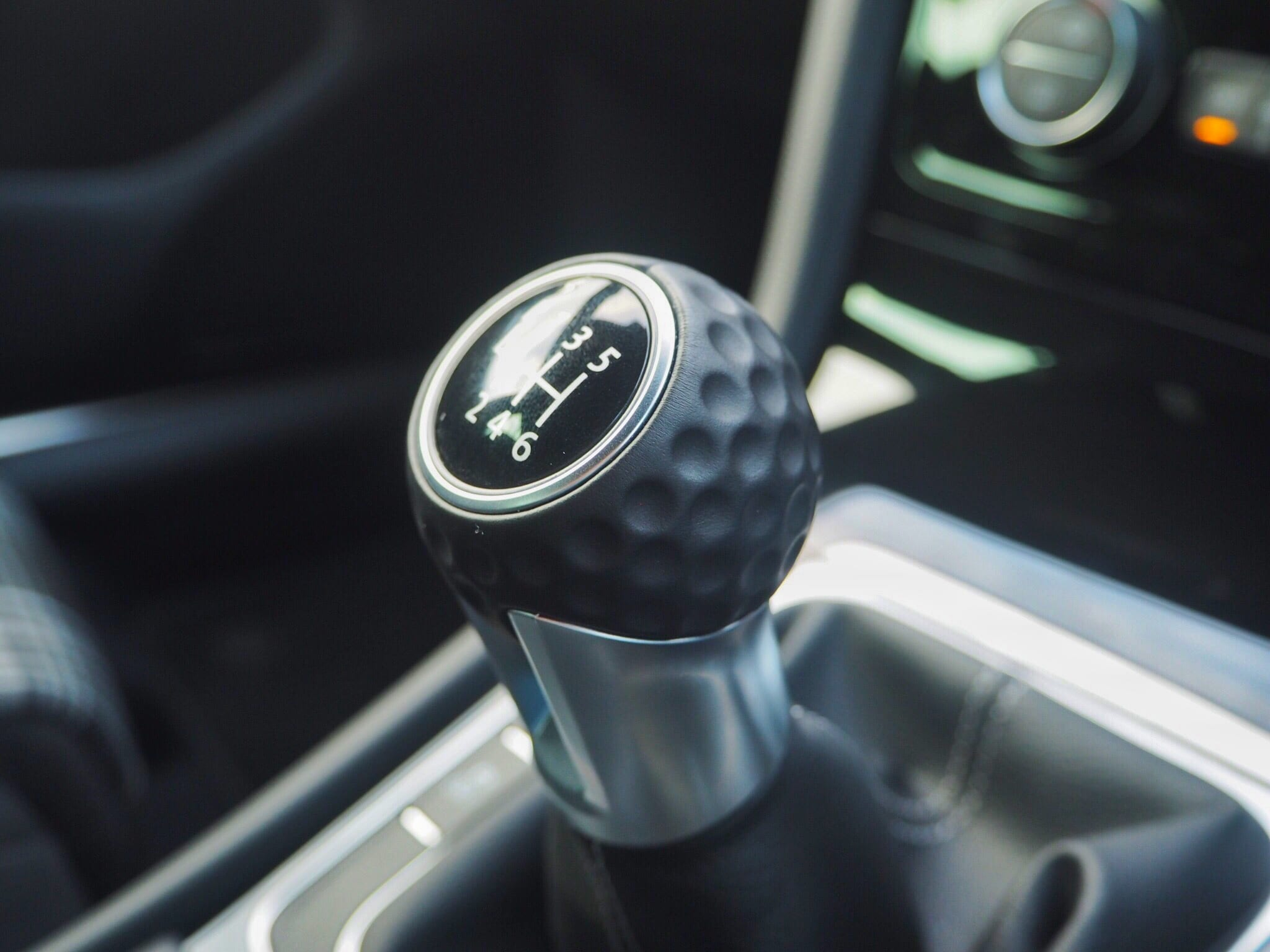 Volkswagen Golf GTD Gear Stick