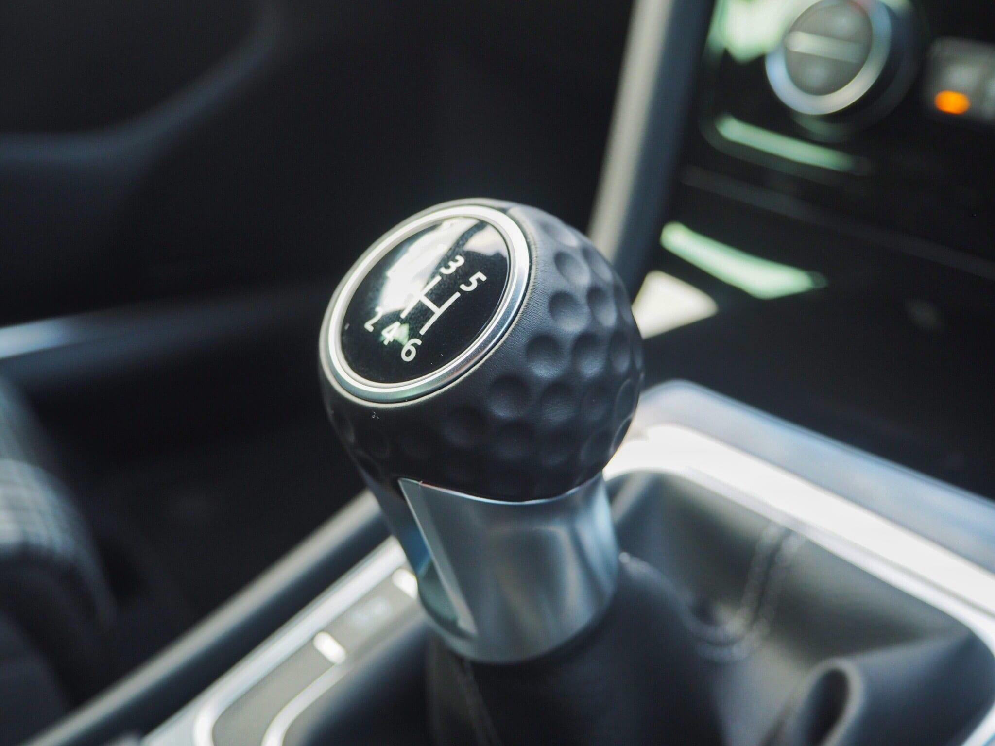 Volkswagen Golf GTD Gear Stick