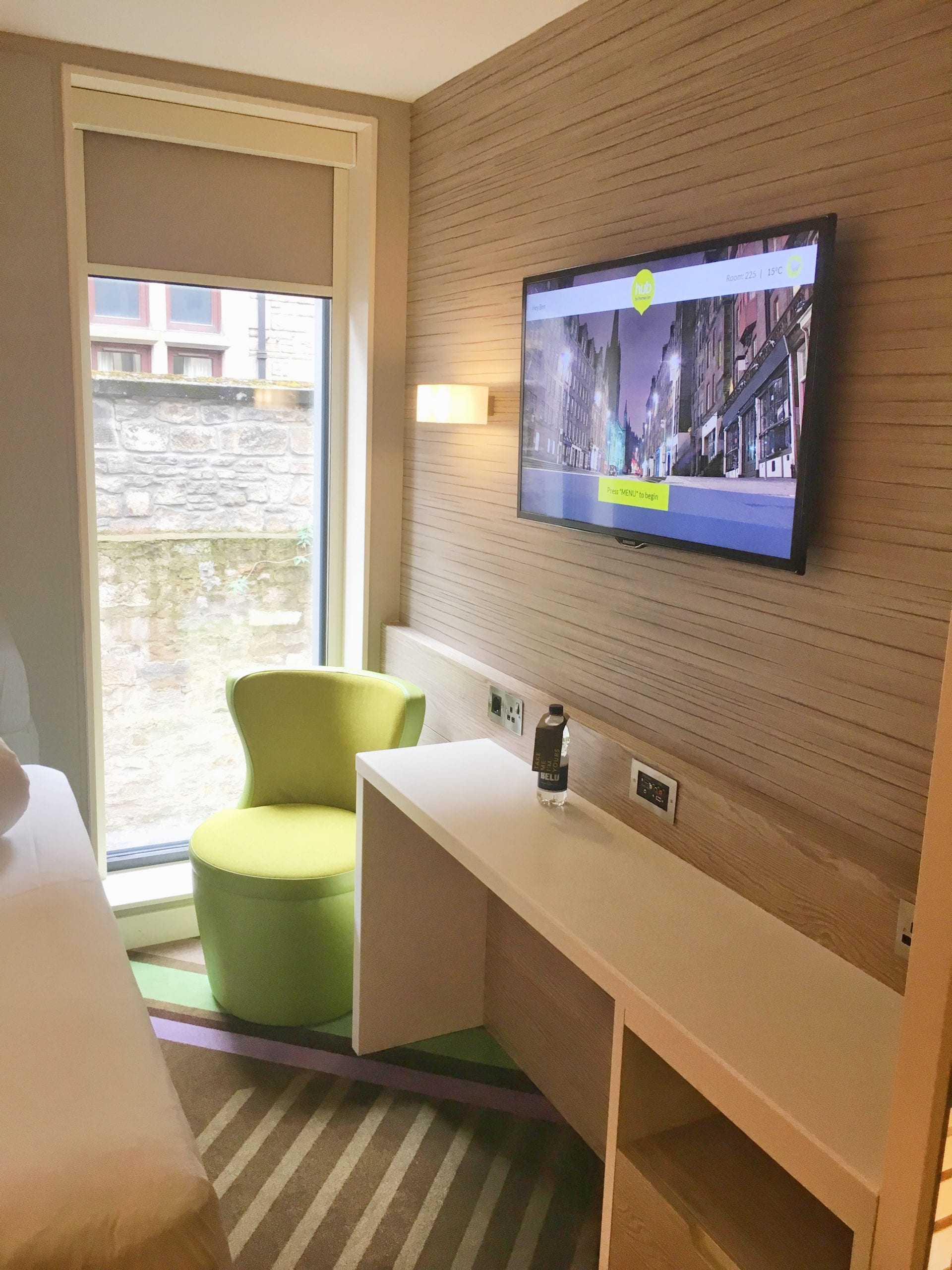Hub by Premier Inn Edinburgh