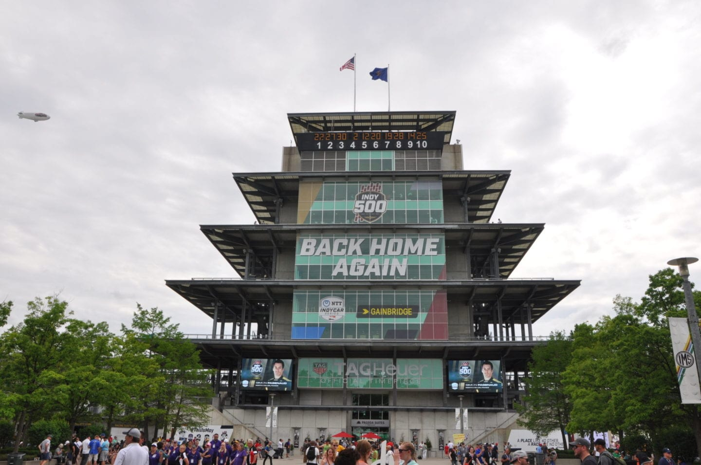 Indy 500 Race Day 2019
