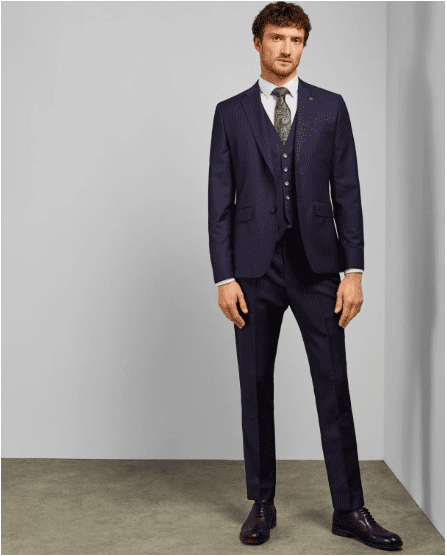 Ted Baker Suit 2020