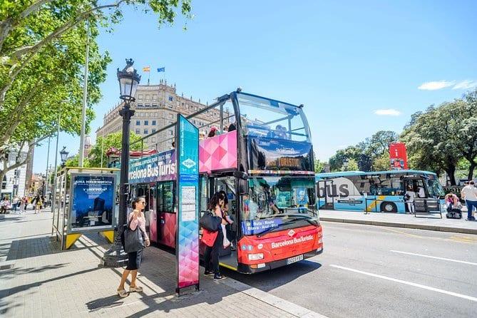Bus Tour Barcelona