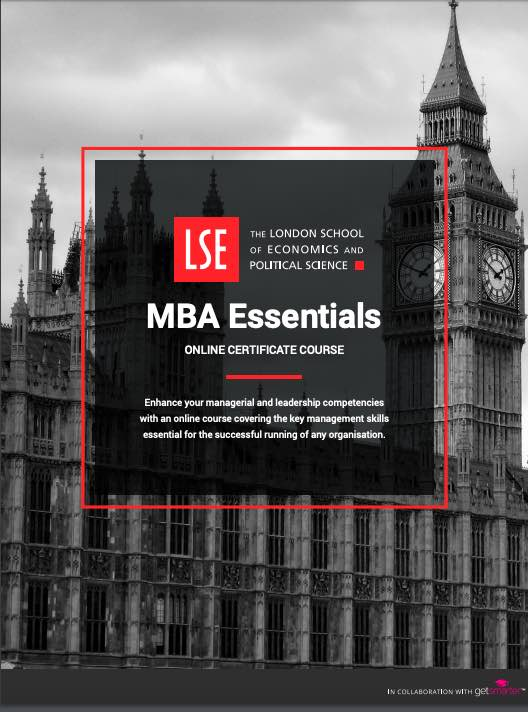 LSE MBA Essentials