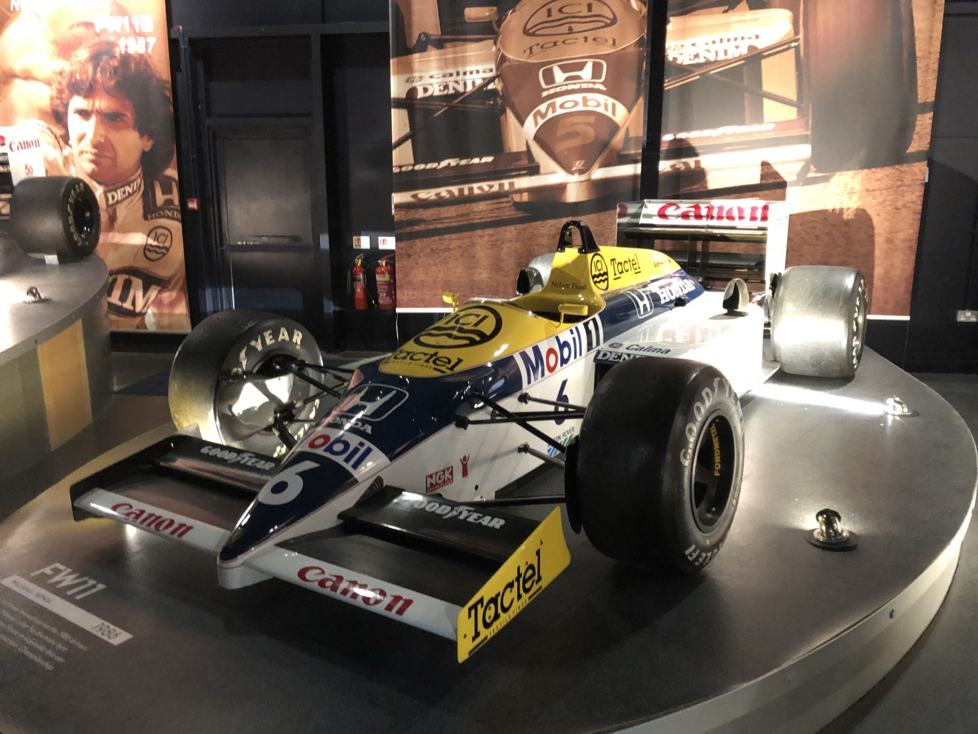 Williams Grand Prix Car