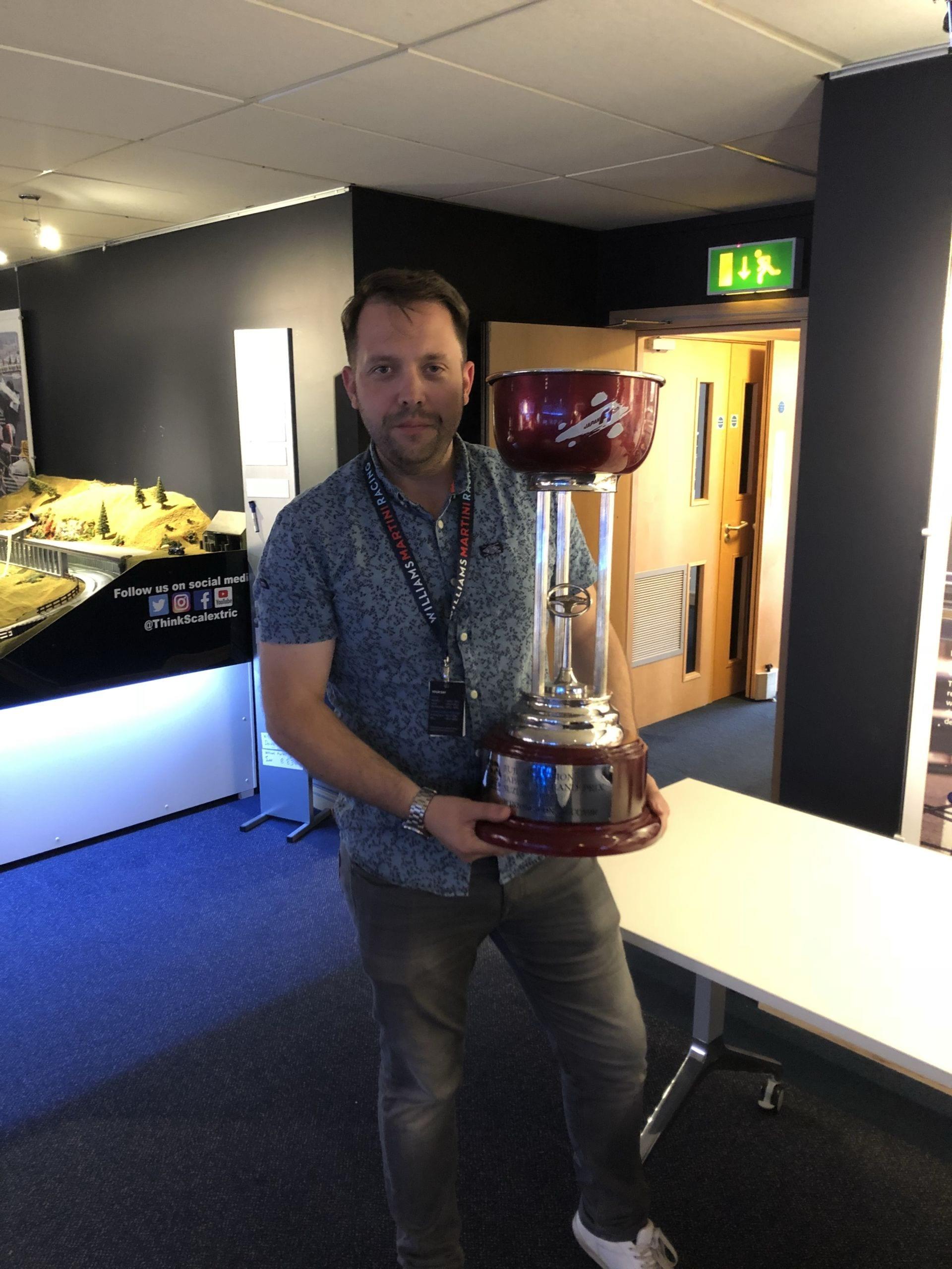 F1 trophy