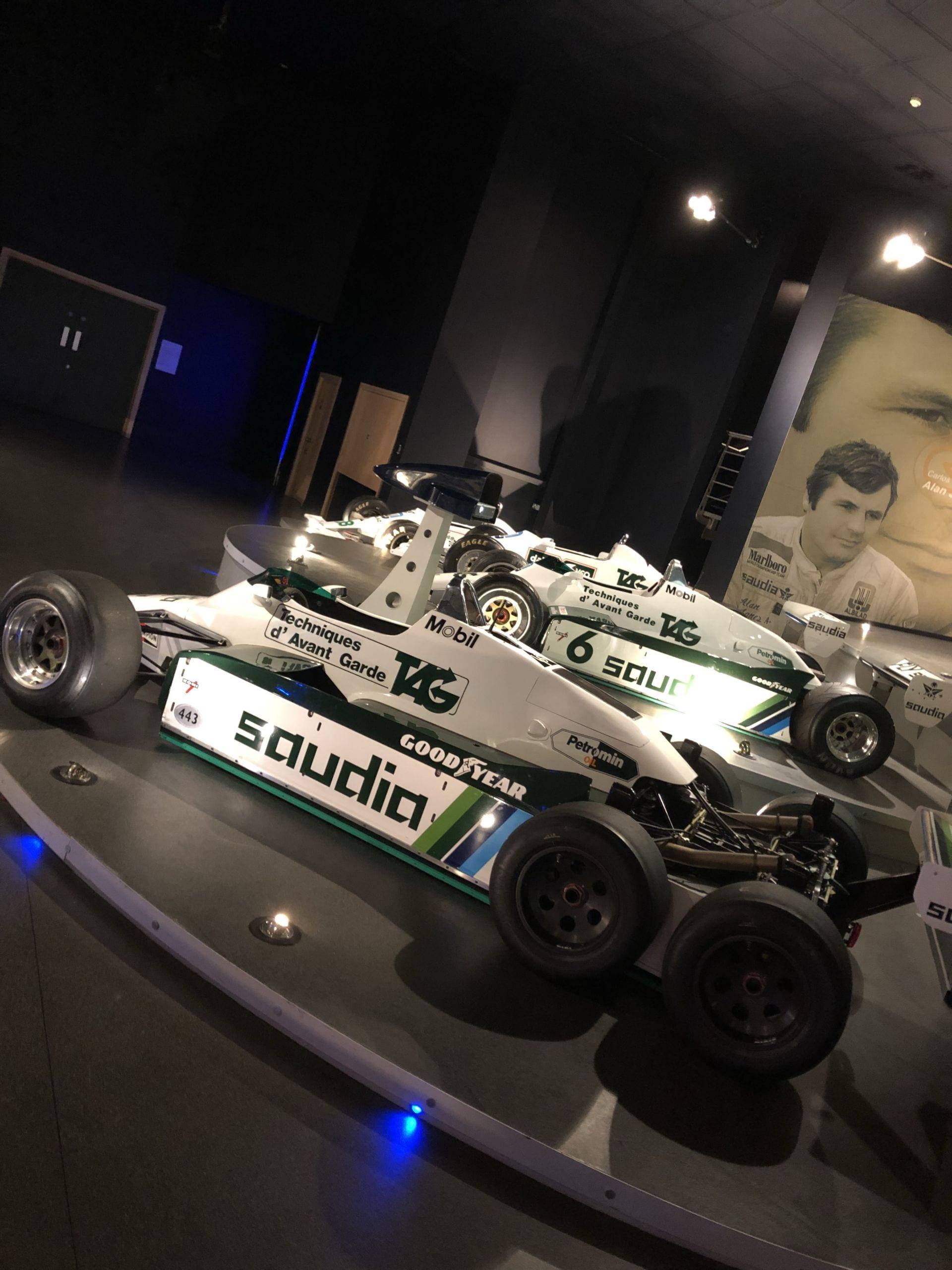 FW07 Grand Prix Car