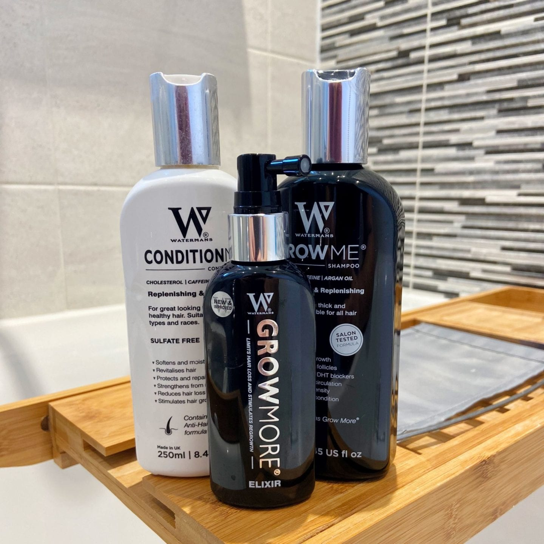 Watermans Shampoo
