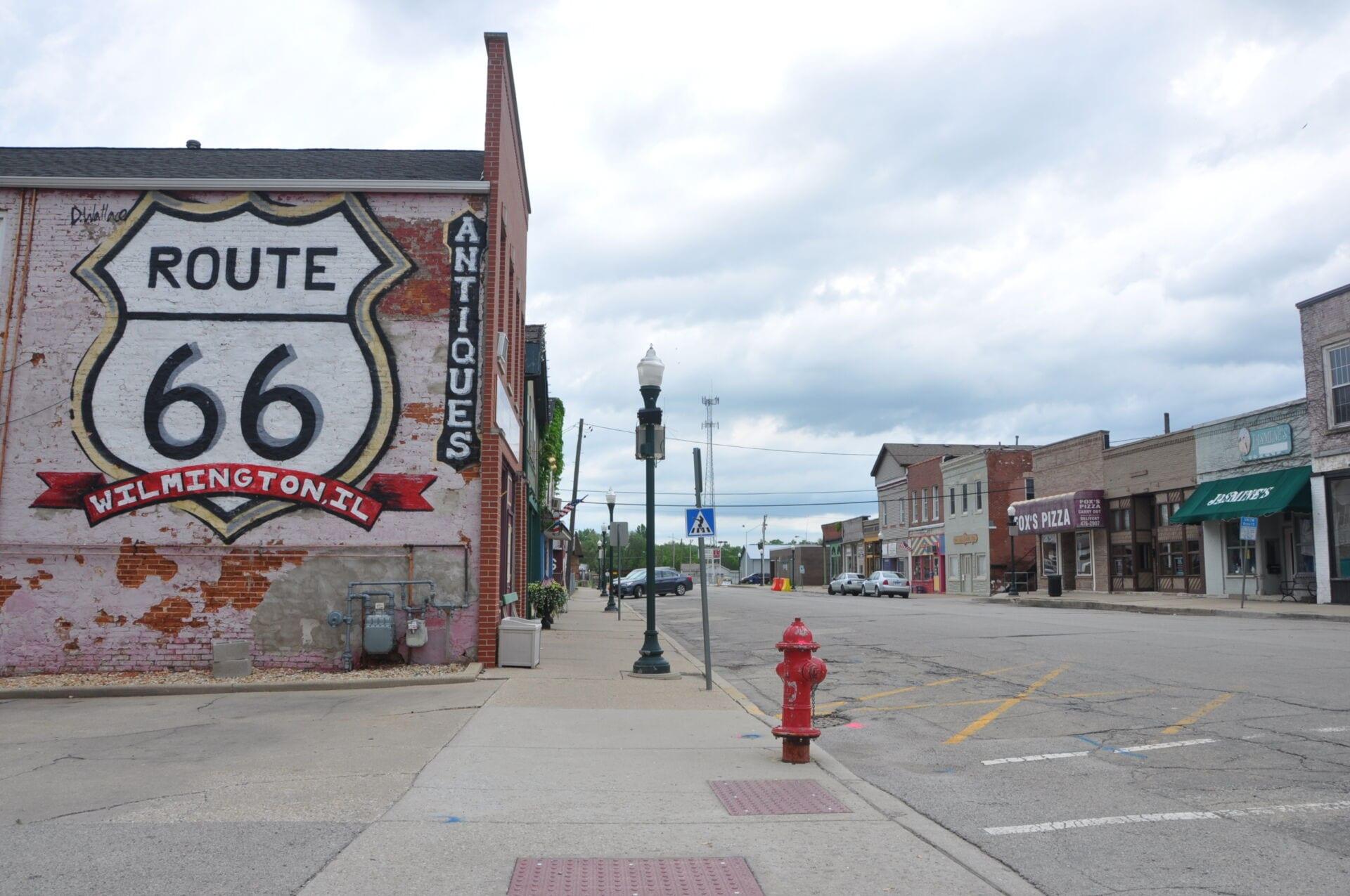 Wilmington Route 66 Illinois