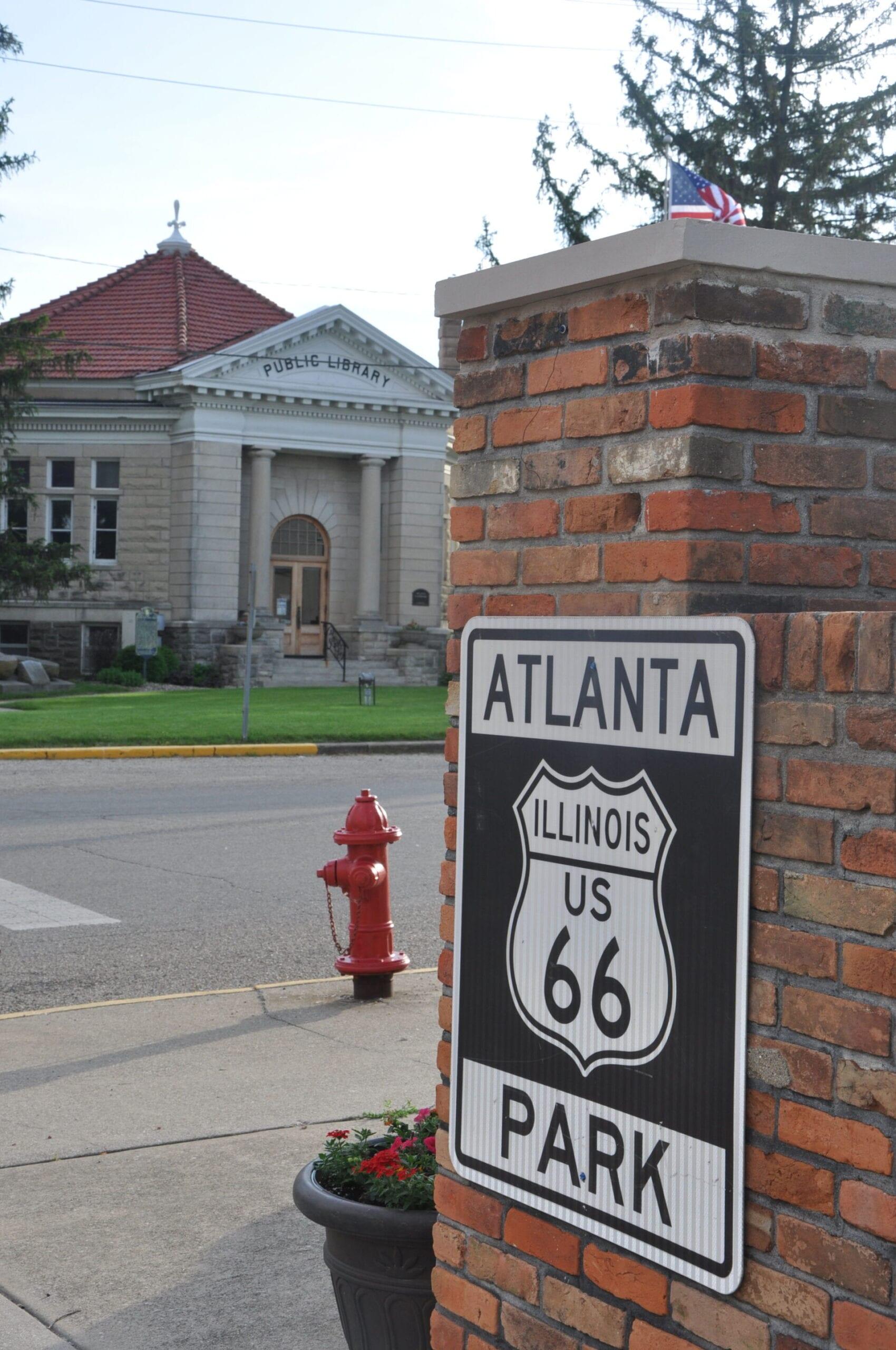 Atlanta Illinois Route 66