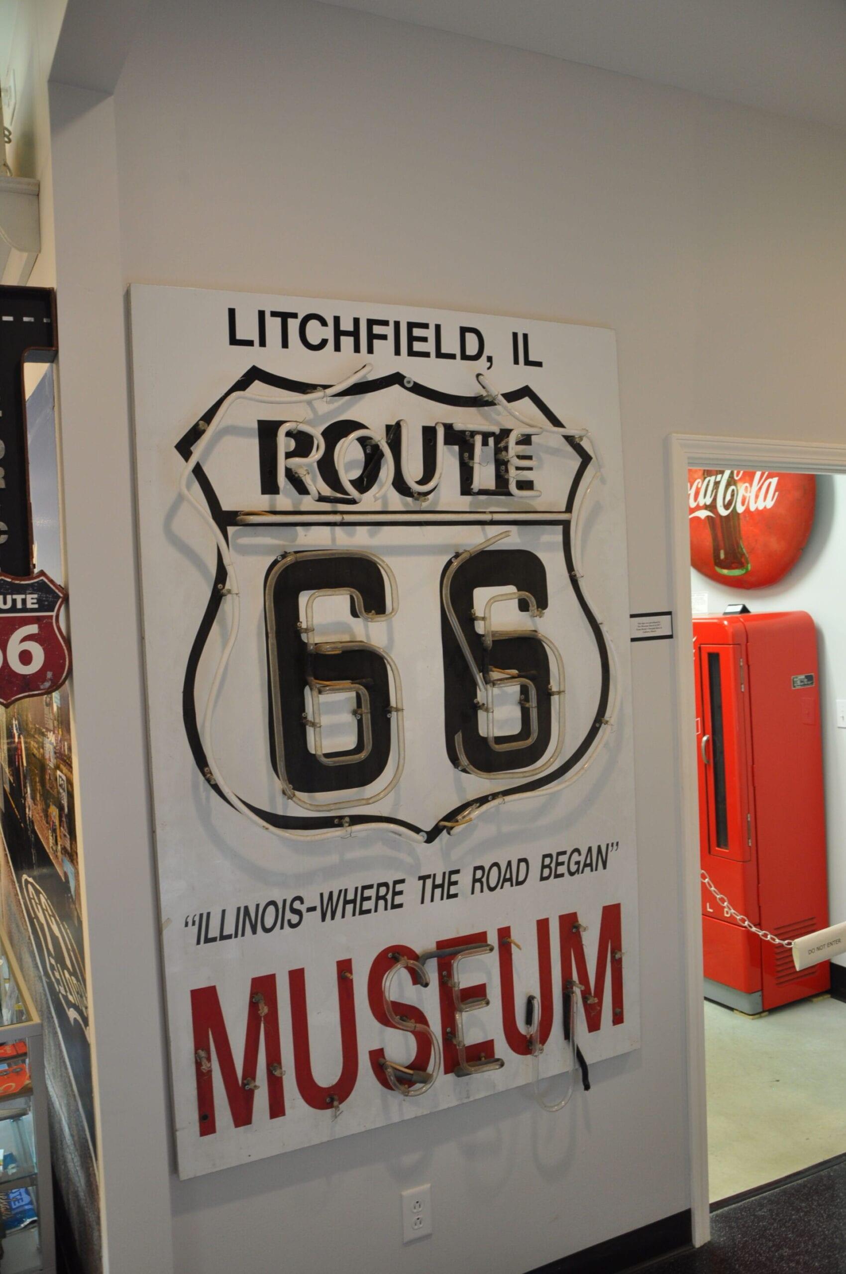 Litchfield Route 66 Museum