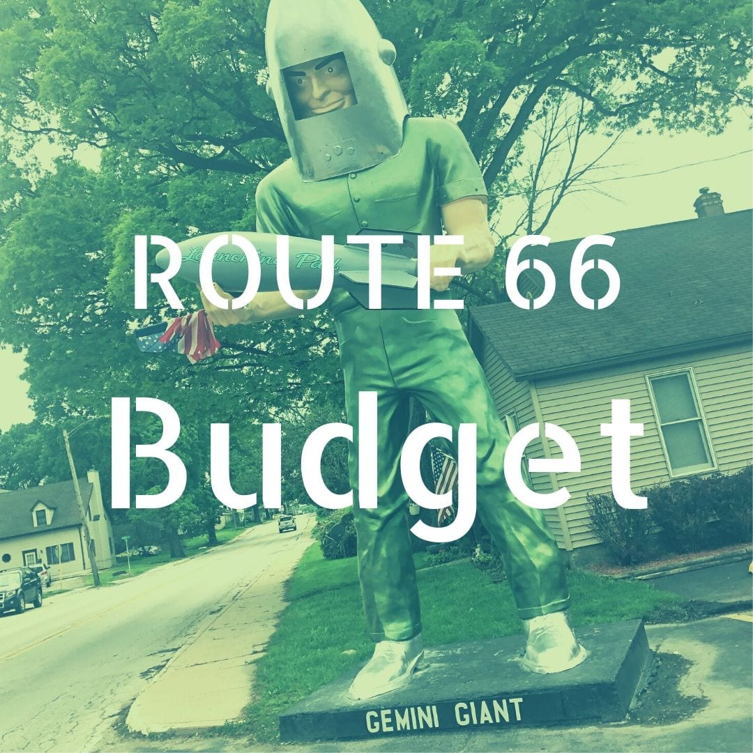 Route 66 Budget