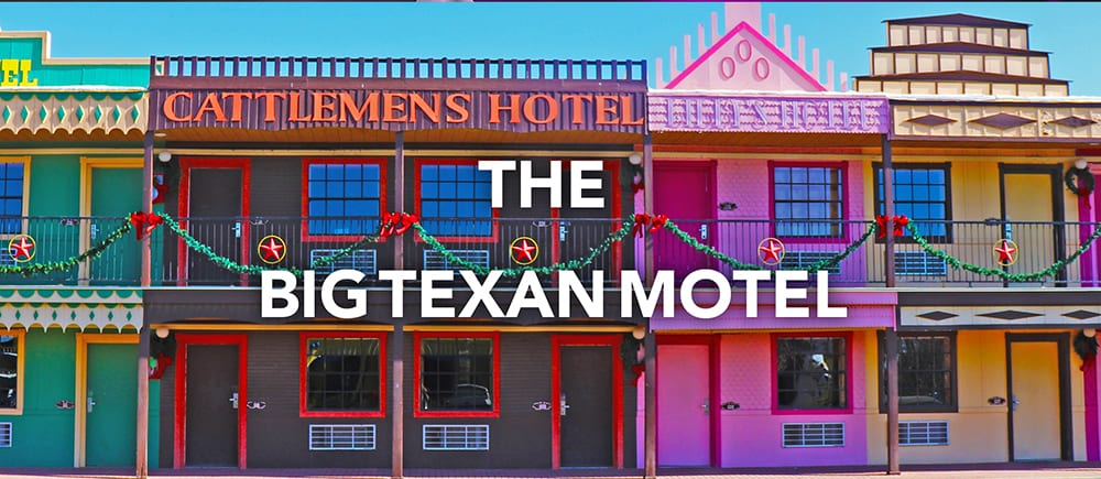 Route 66 Big Texan Motel