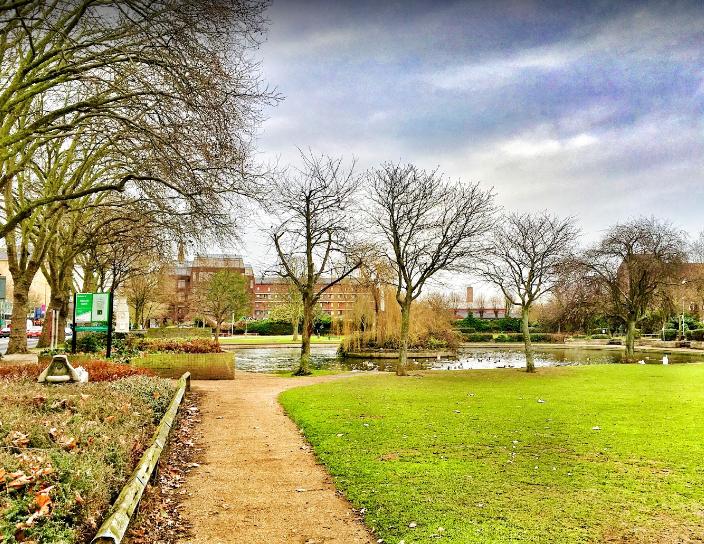 Feltham Park