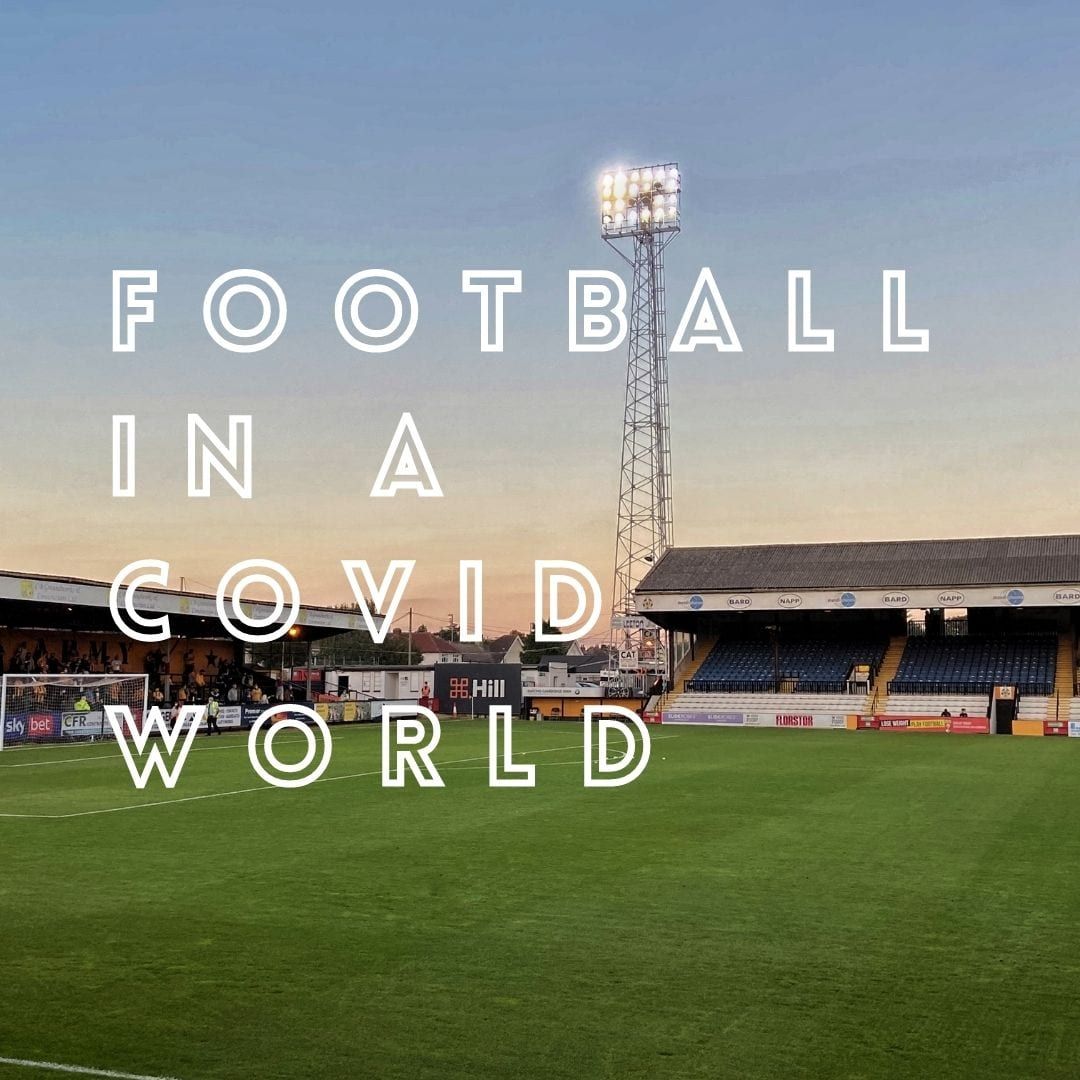 Football in a covid world