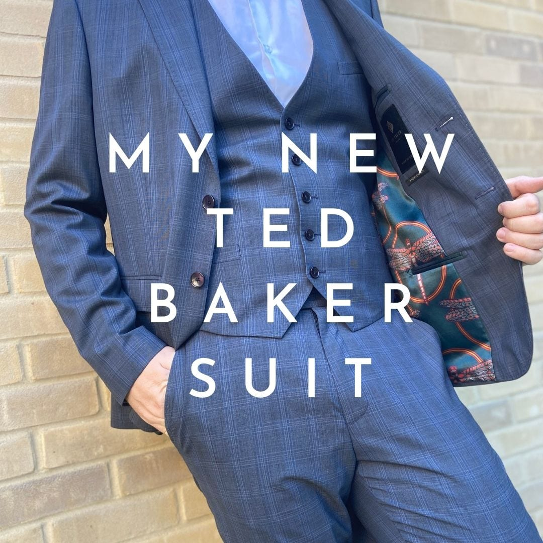 New Ted Baker Suit