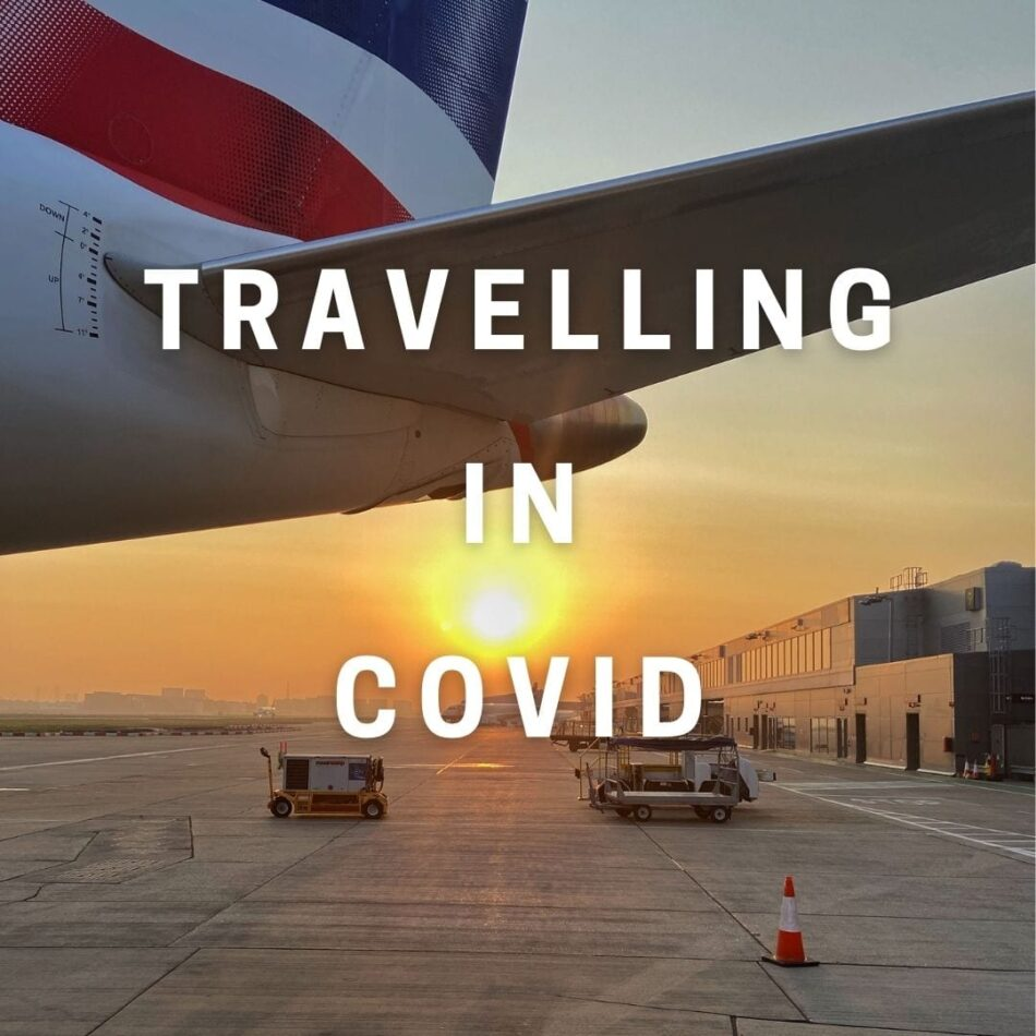 Travelling in Covid