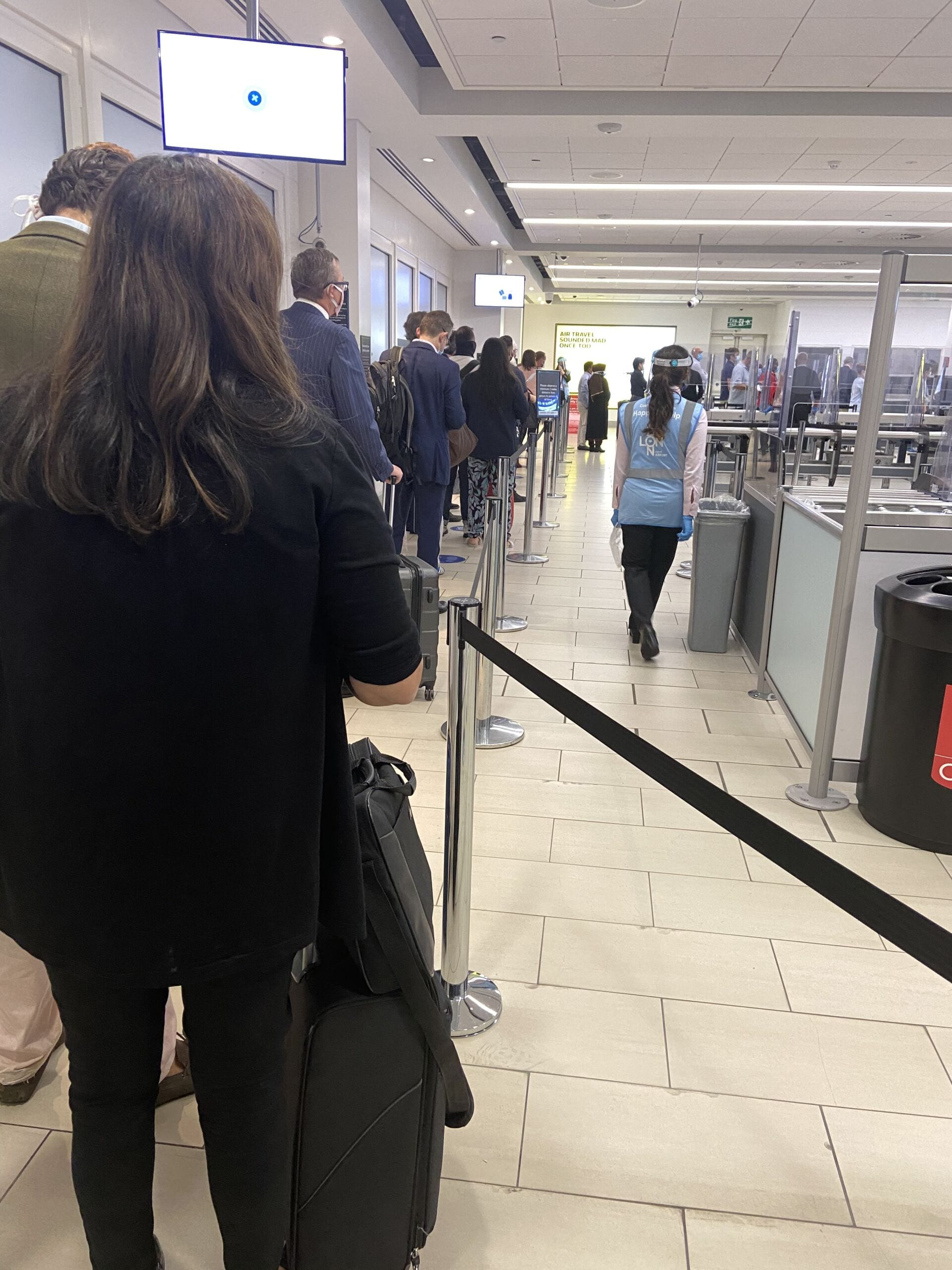 Airport Security Gate