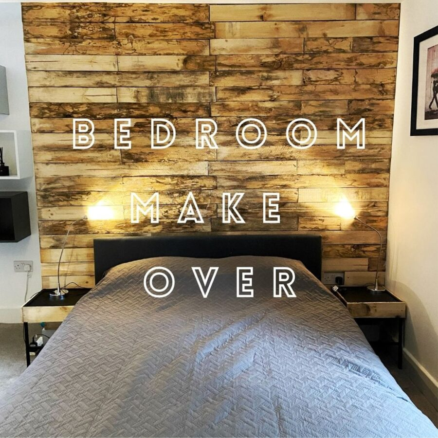 Bedroom Make Over