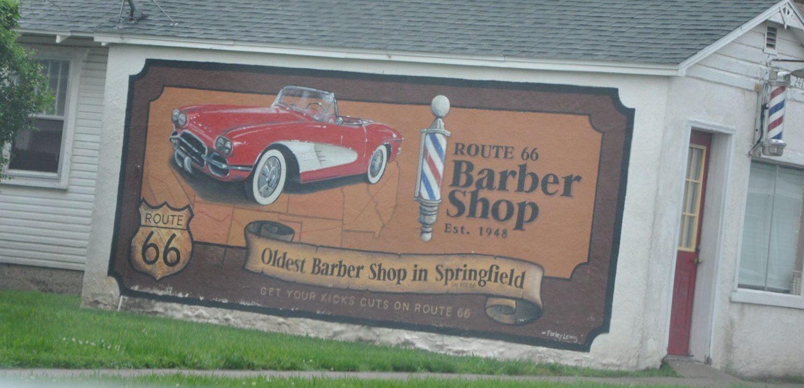 Route 66 Springfield Missouri