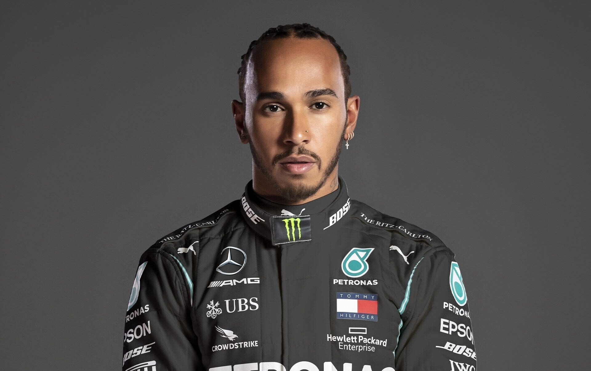 Lewis Hamilton Top 10 F1 Drivers in 2020