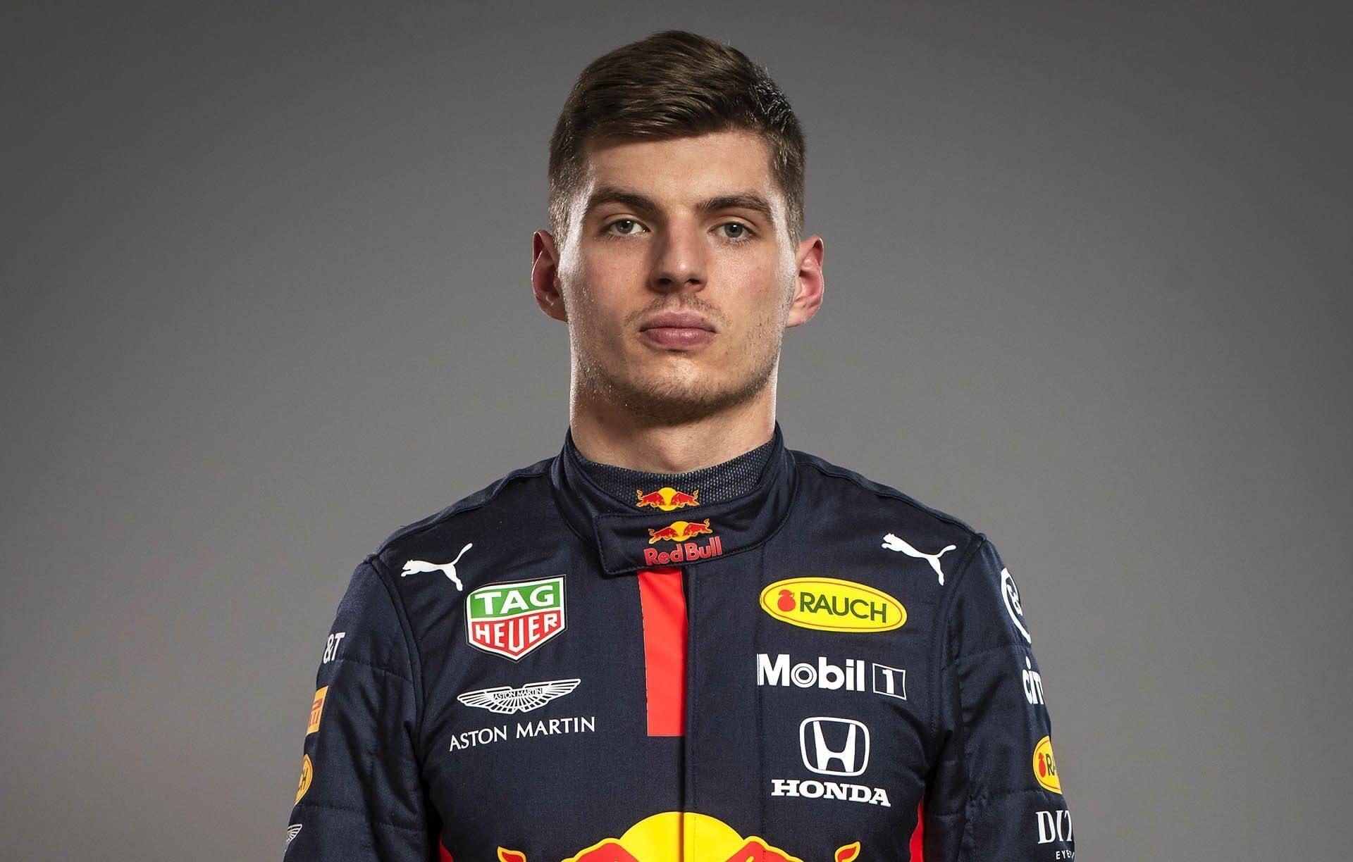 Max Verstappen Top 10 F1 Drivers in 2020