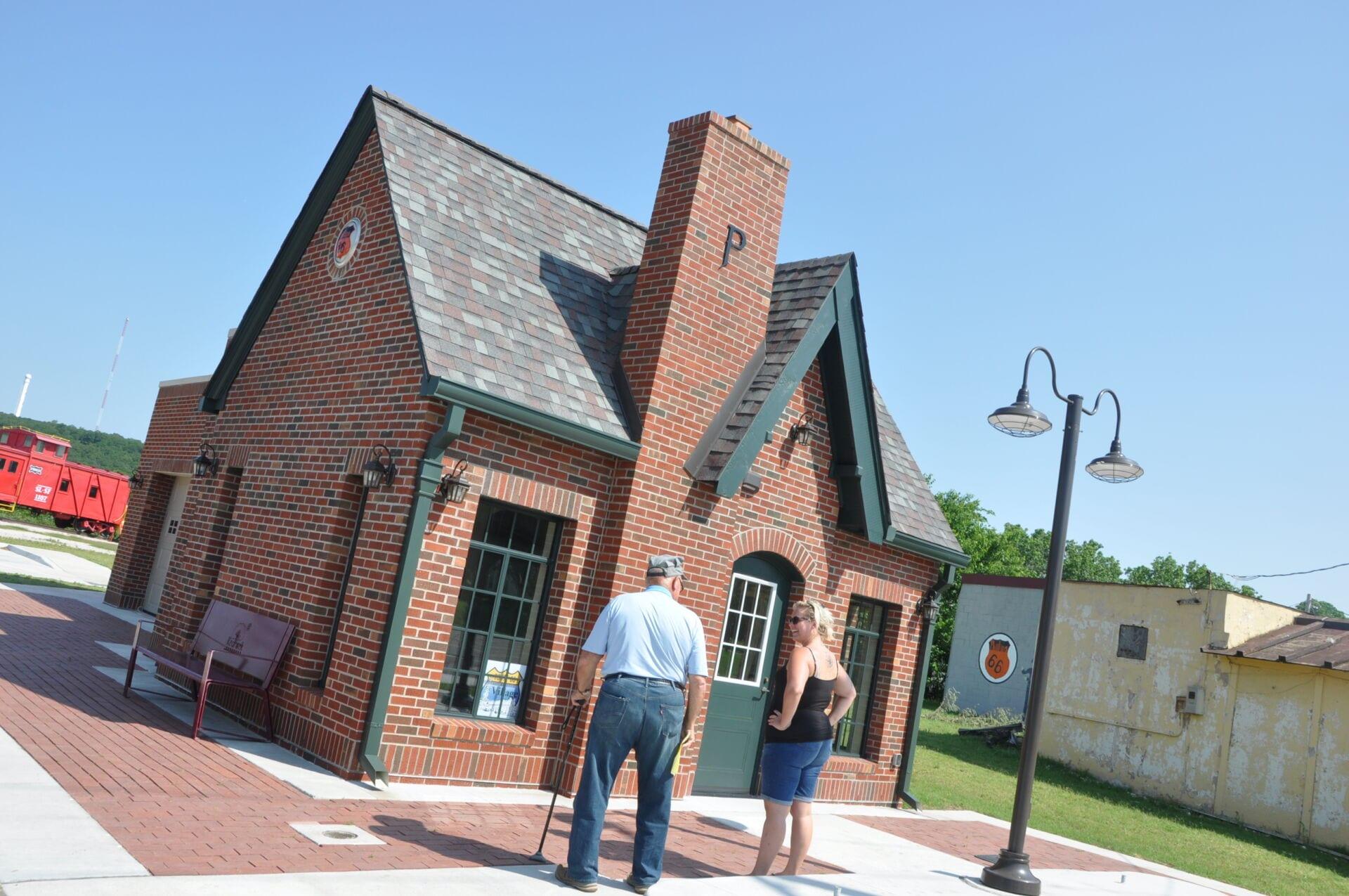 Route 66 Historical Village