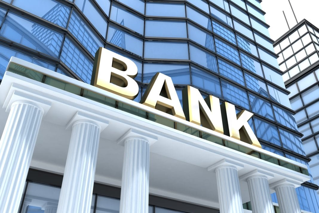 Picture of a bank