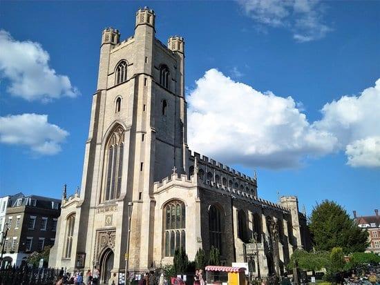 Great St Marys Church