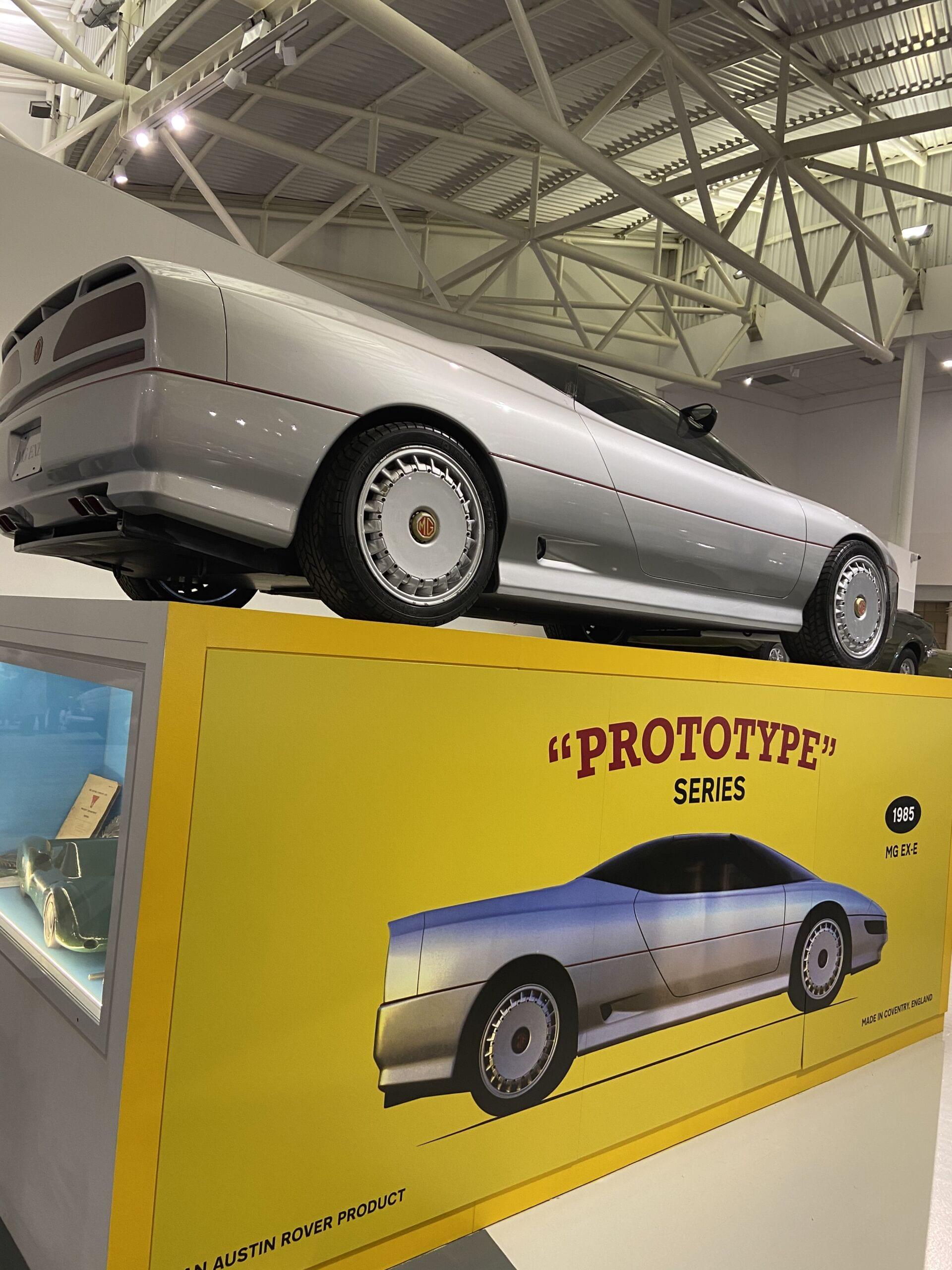 MG Prototype
