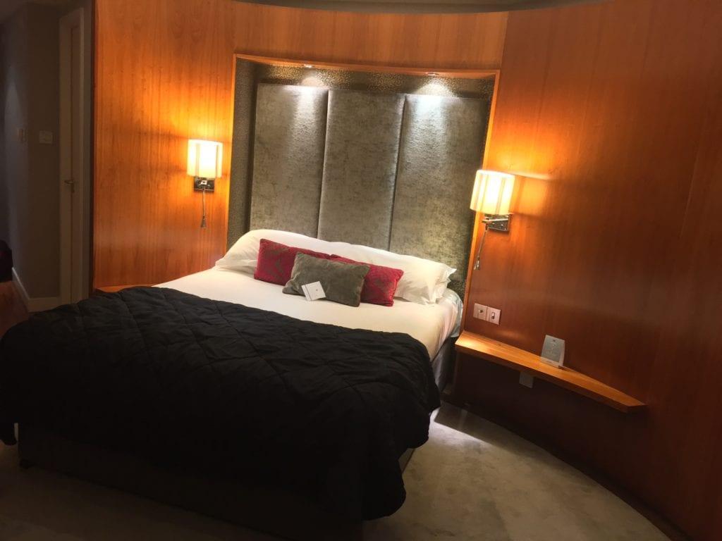 Mercure Bristol Brigstow Hotel Review