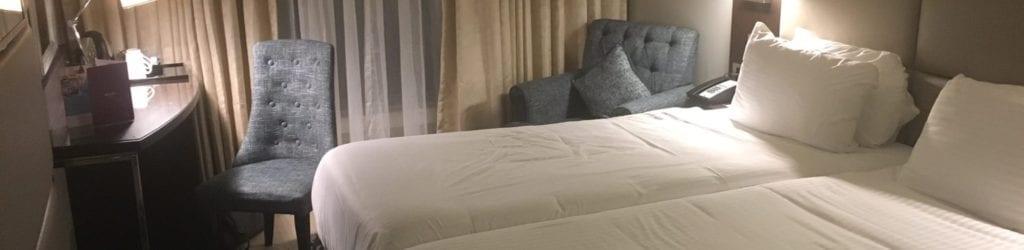 Mercure Edinburgh Haymarket Hotel Review