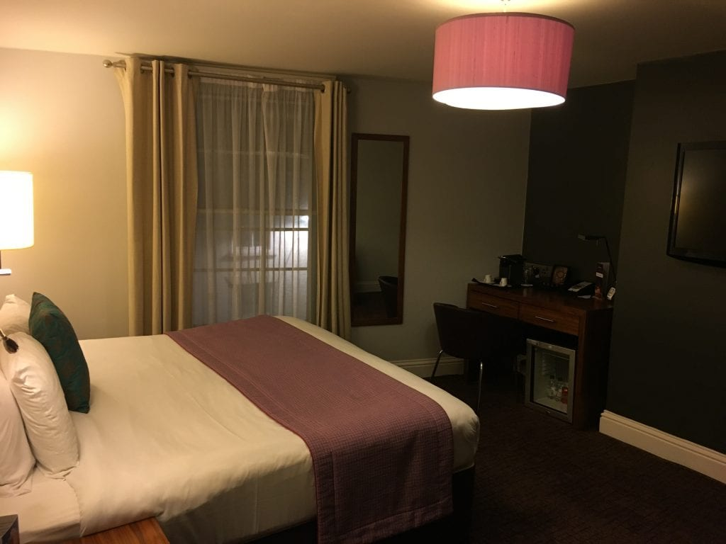 Nottingham City Centre Mercure Hotel