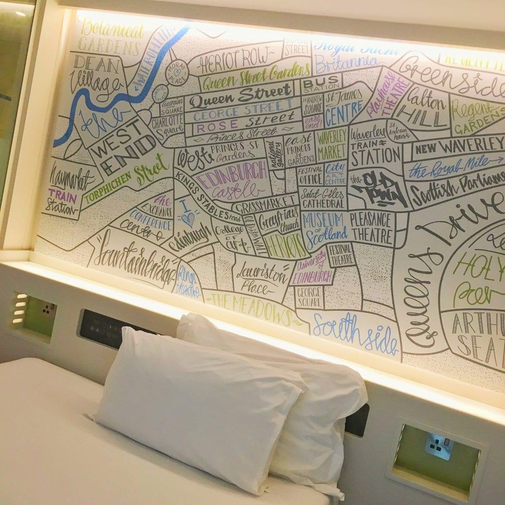 Hub by Premier Inn Edinburgh Review
