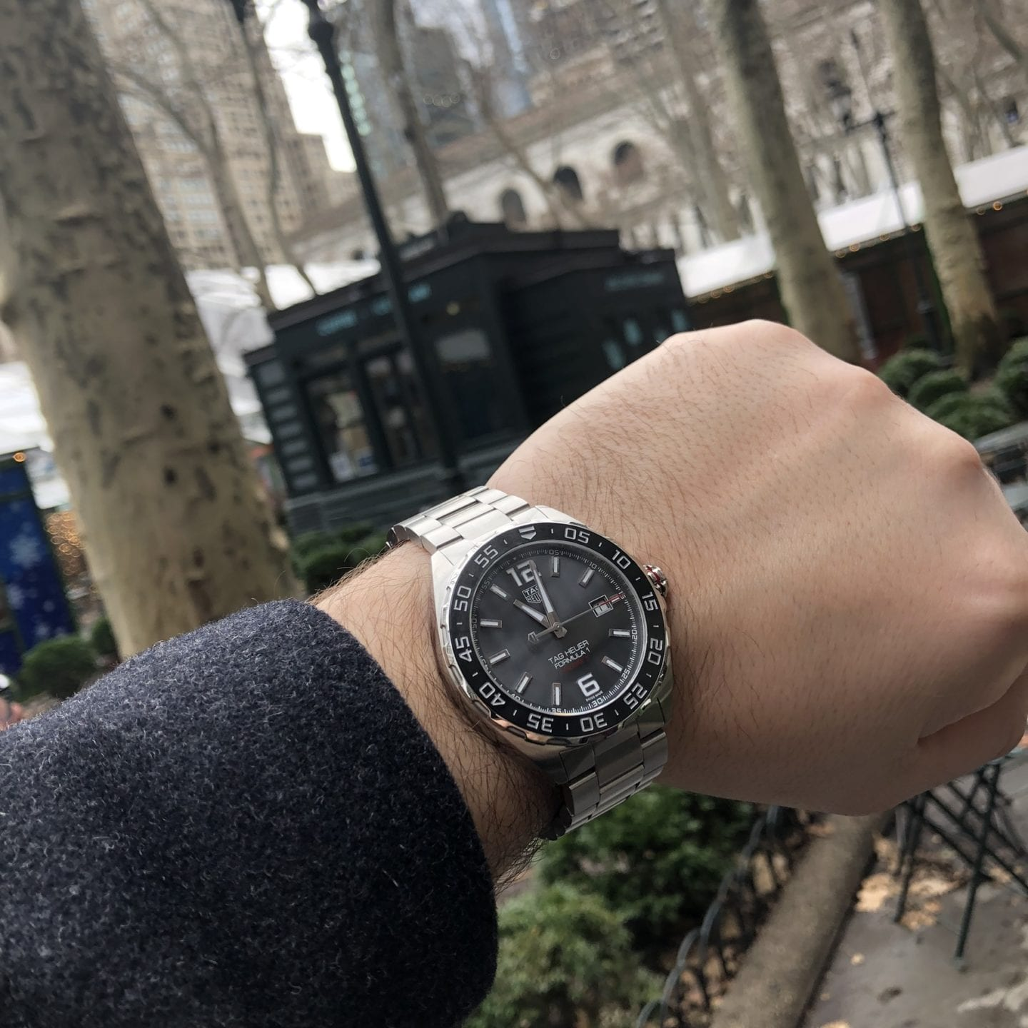 My Tag Heuer buying experience