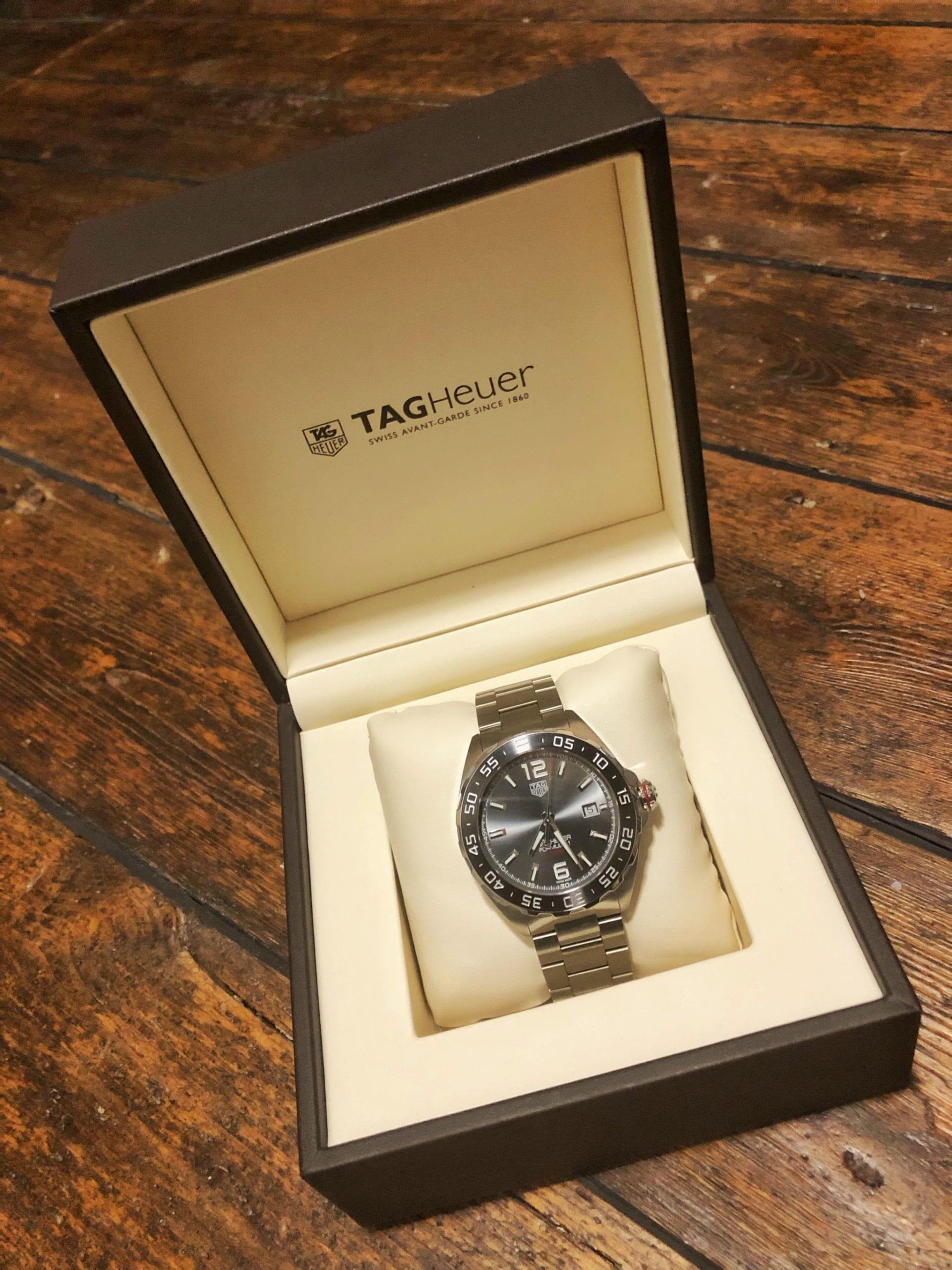 Tag Heuer Watch in Box